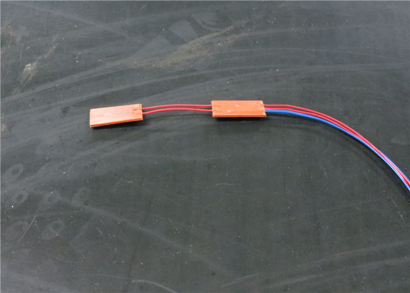 Waterproof Silicone Heating Element Coil With Temperature Controller